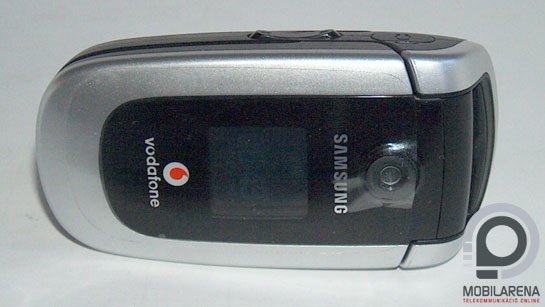 Samsung X660 - sokadik X - Mobilarena Mobiltelefon teszt ... 45043a79f0