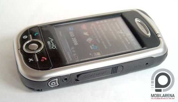 Mitac Mio A701 - a kompakt minden
