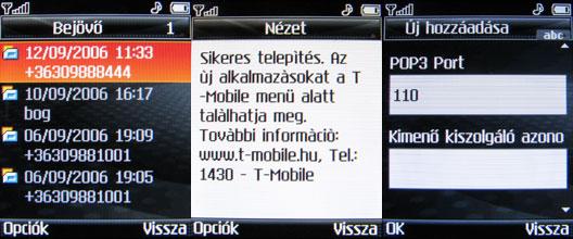 LG KG320 koppintás Mobilarena Mobiltelefon teszt
