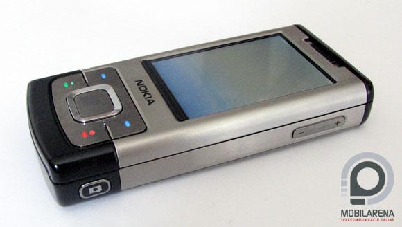 Nokia 6500 slide Software