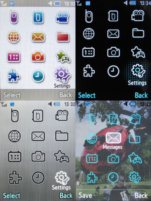 theme samsung u900
