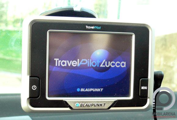 Blaupunkt Travel Pilot Lucca 3.3