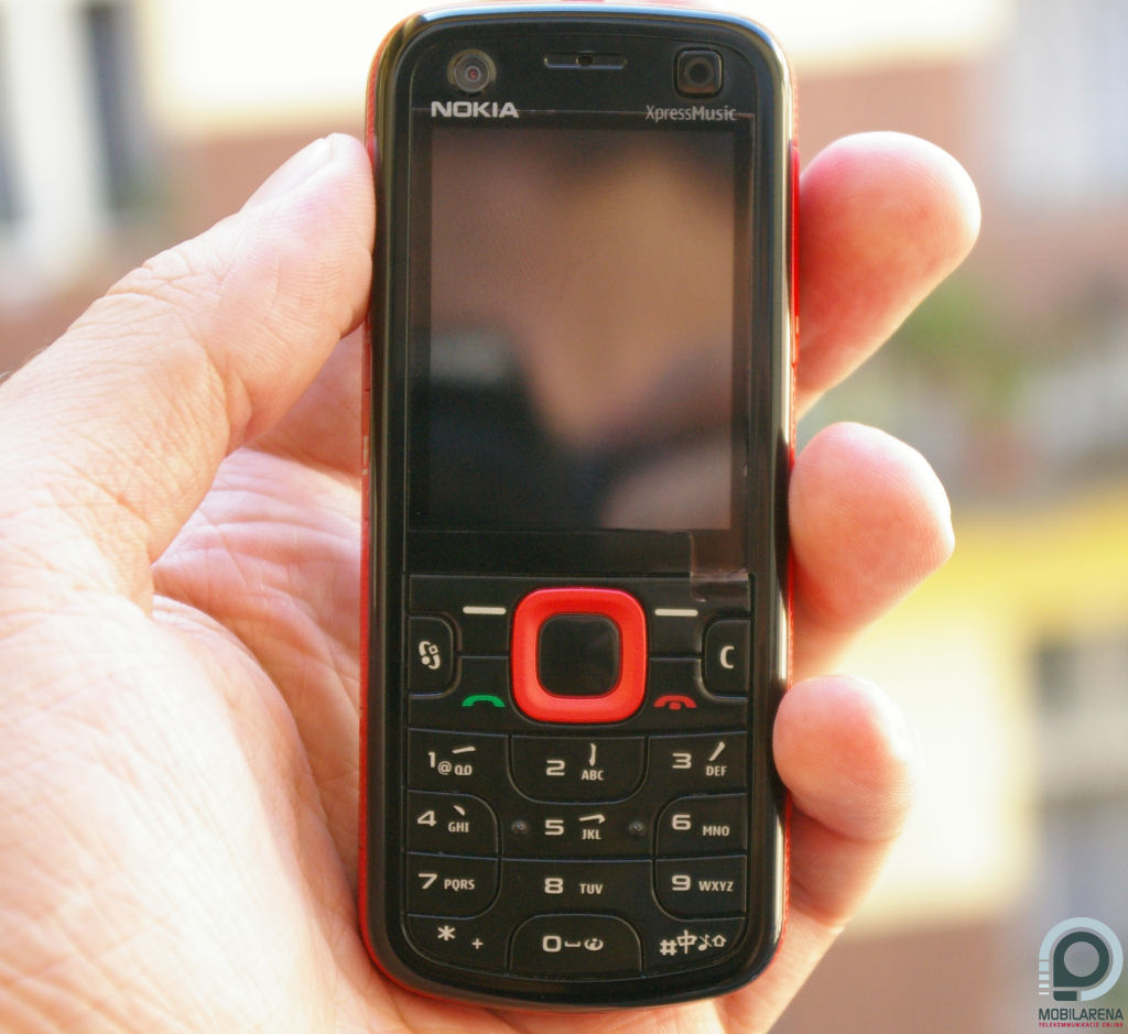 Nokia 5320 xpressmusic review review all about symbian.