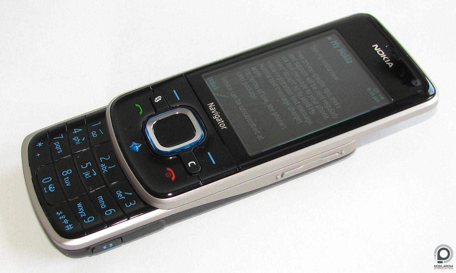 wifi nokia 6210 navigator