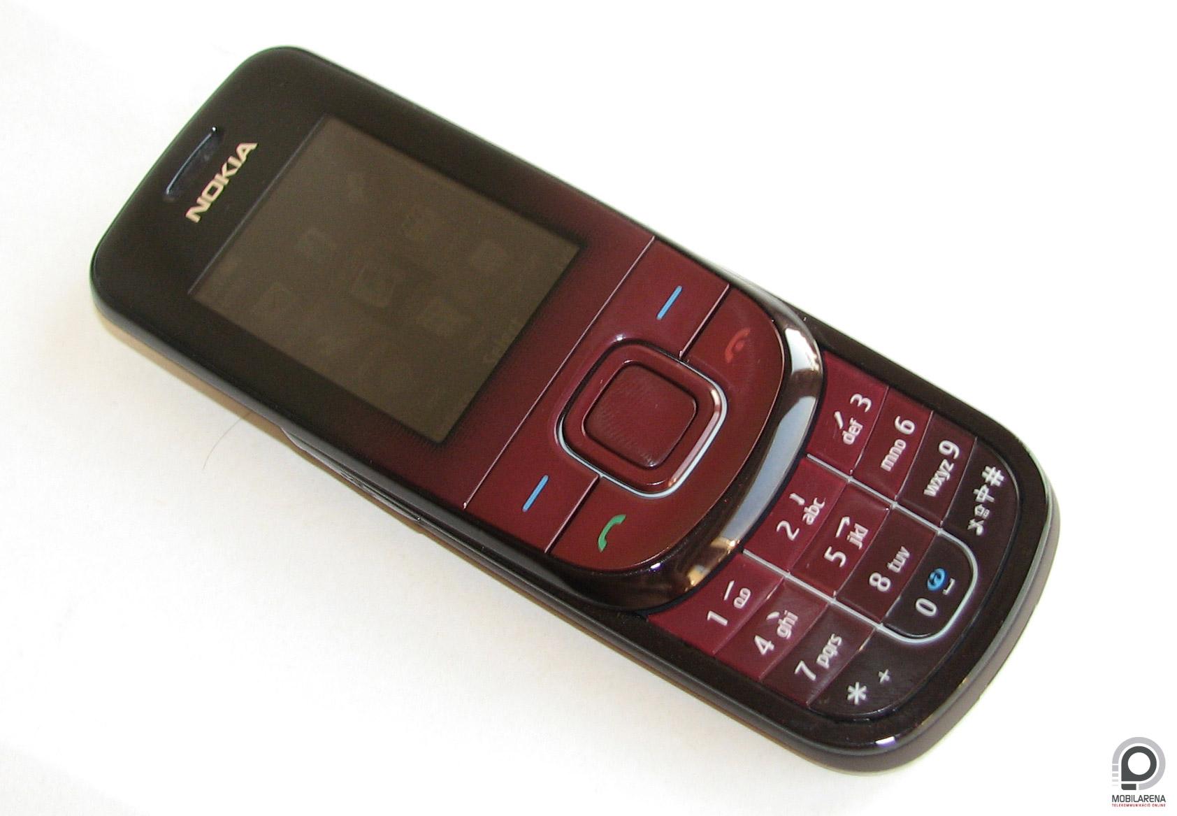 Nokia 3600 slide - transition