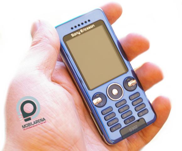 Sony Ericsson S302 Bedienungsanleitung