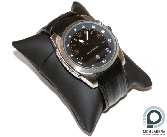 Sony Ericsson MBW-150 Bluetooth Watch
