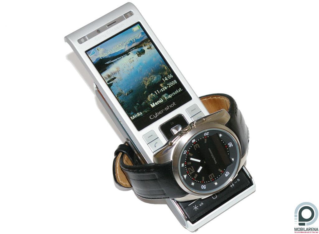 Sony Ericsson MBW-150 - második kör
