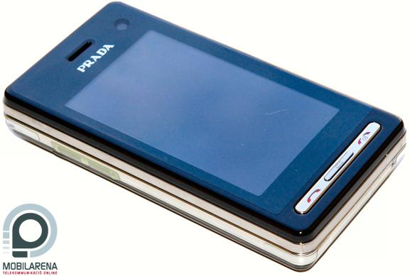 LG KF900 alias Prada II - the great return
