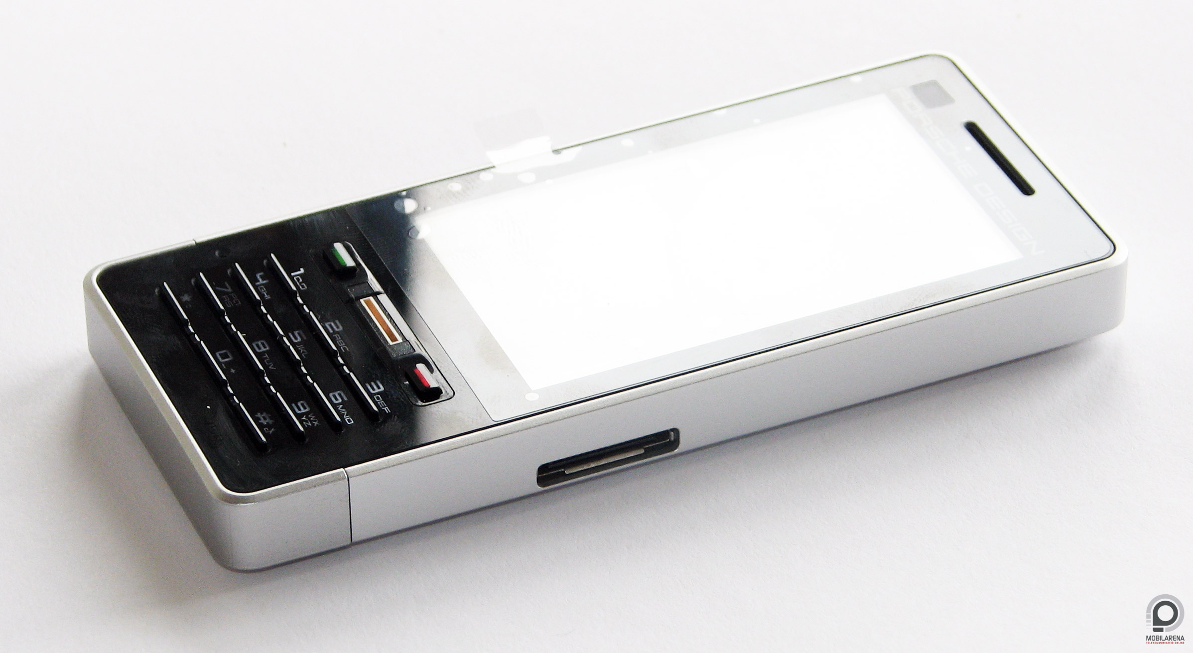 porsche p9522 платформа операционная система
