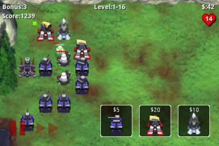Robo Defense
