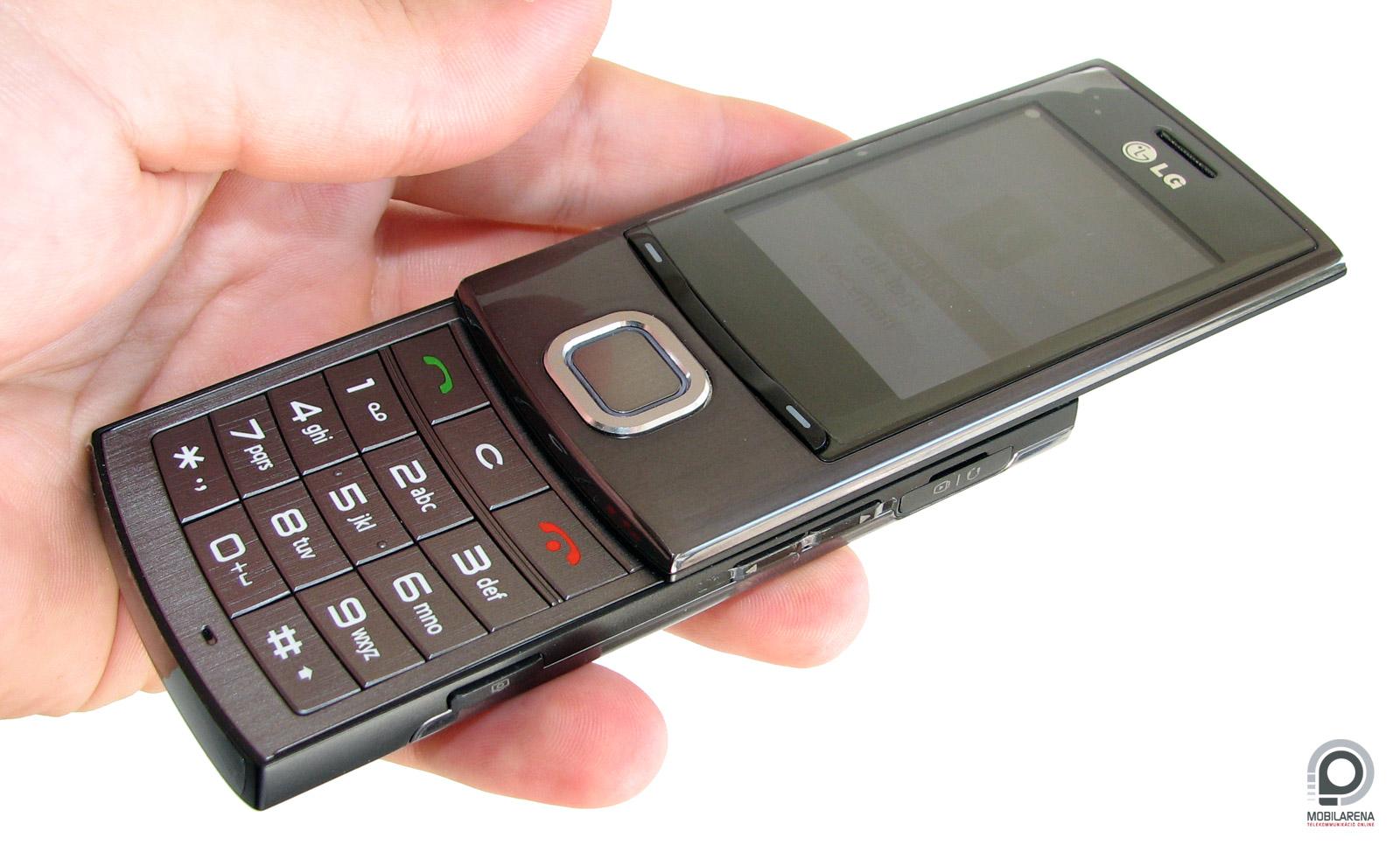 lg mobiltelefon