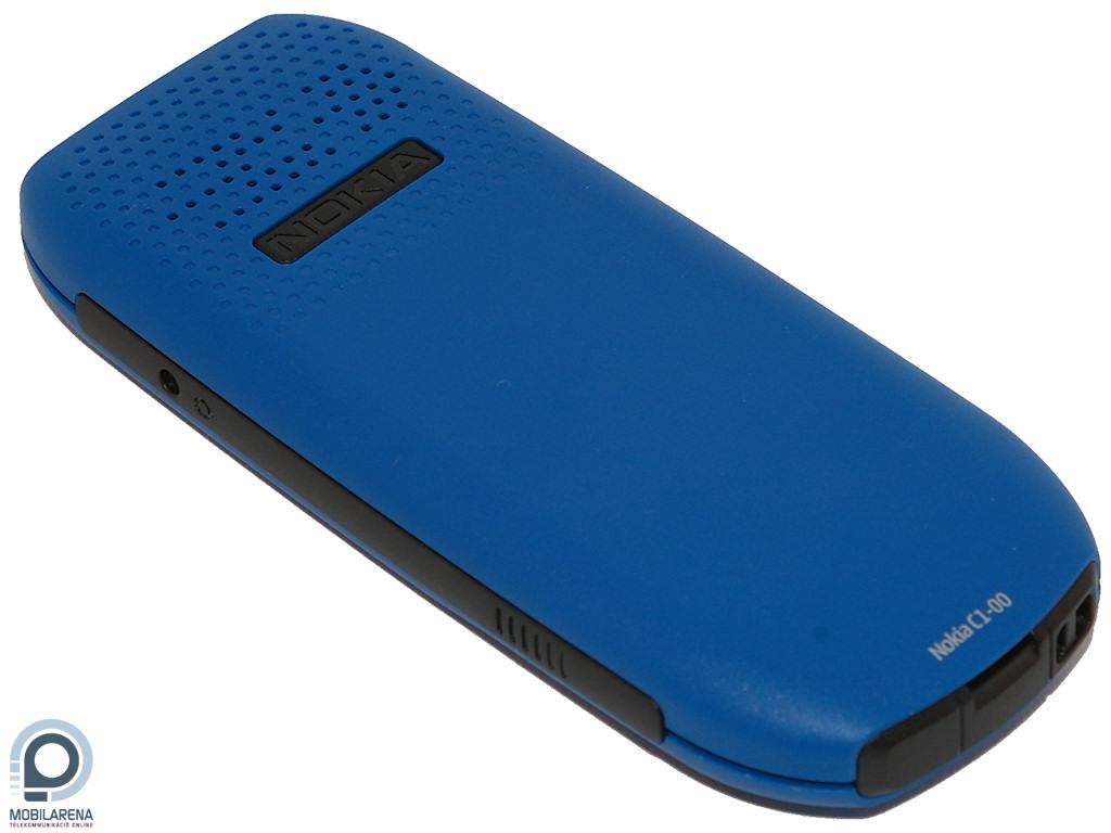 Nokia C1-00 - viccnek is rossz - Mobilarena Mobiltelefon teszt