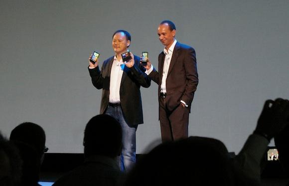 HTC Desire HD és Desire Z