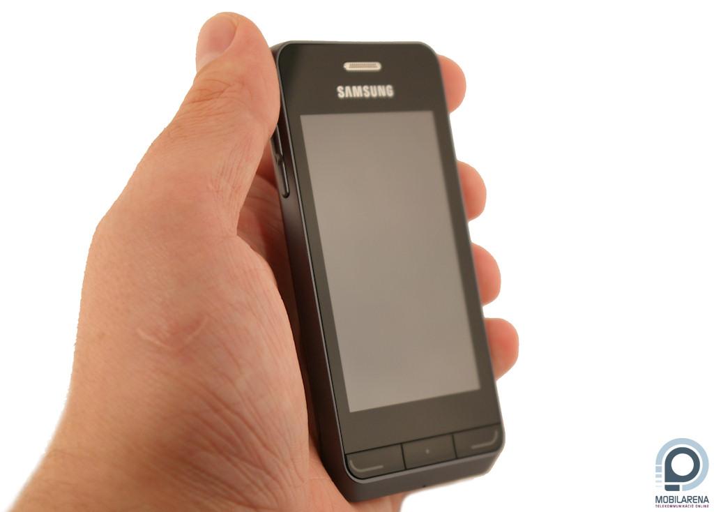 samsung wave 723 a kisebbik hull m mobilarena okostelefon teszt. Black Bedroom Furniture Sets. Home Design Ideas