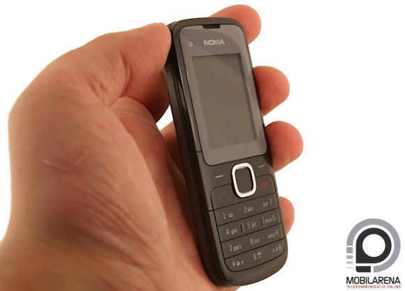 Nokia C1-01 - abszolút vállalható - Mobilarena ...
