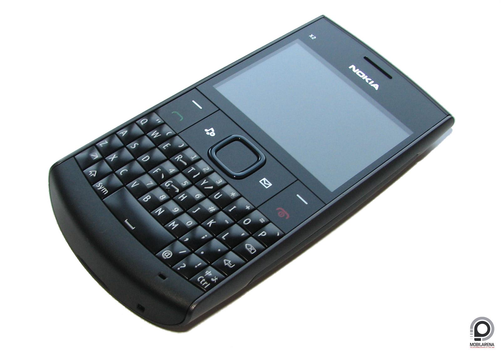 Nokia X2-01 - komolyabbnak látszik - Mobilarena ...