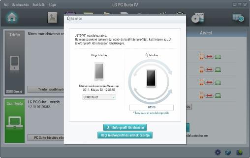 LG blog: Így költöztesd az adataid Androidra - Mobilarena LG Mobile