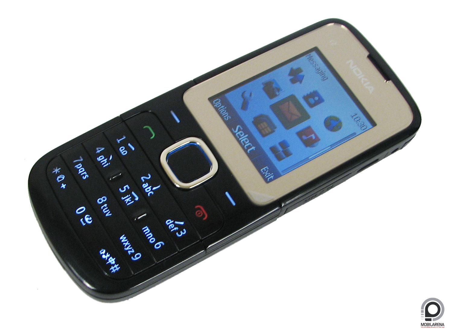 Nokia C2-00 - két SIM, kicsit másképp - Mobilarena ...