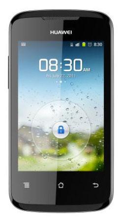 Huawei Ascend Y200 - tarolhat