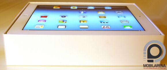Apple iPad 3 teszt