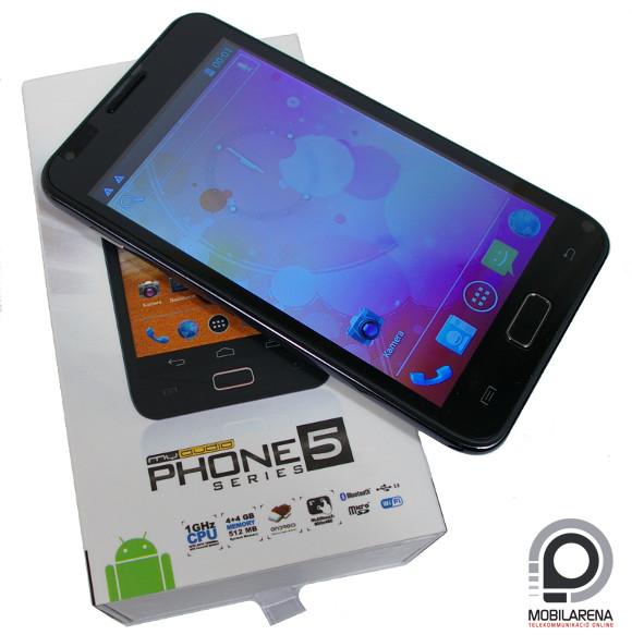 MyAudio Phone 5