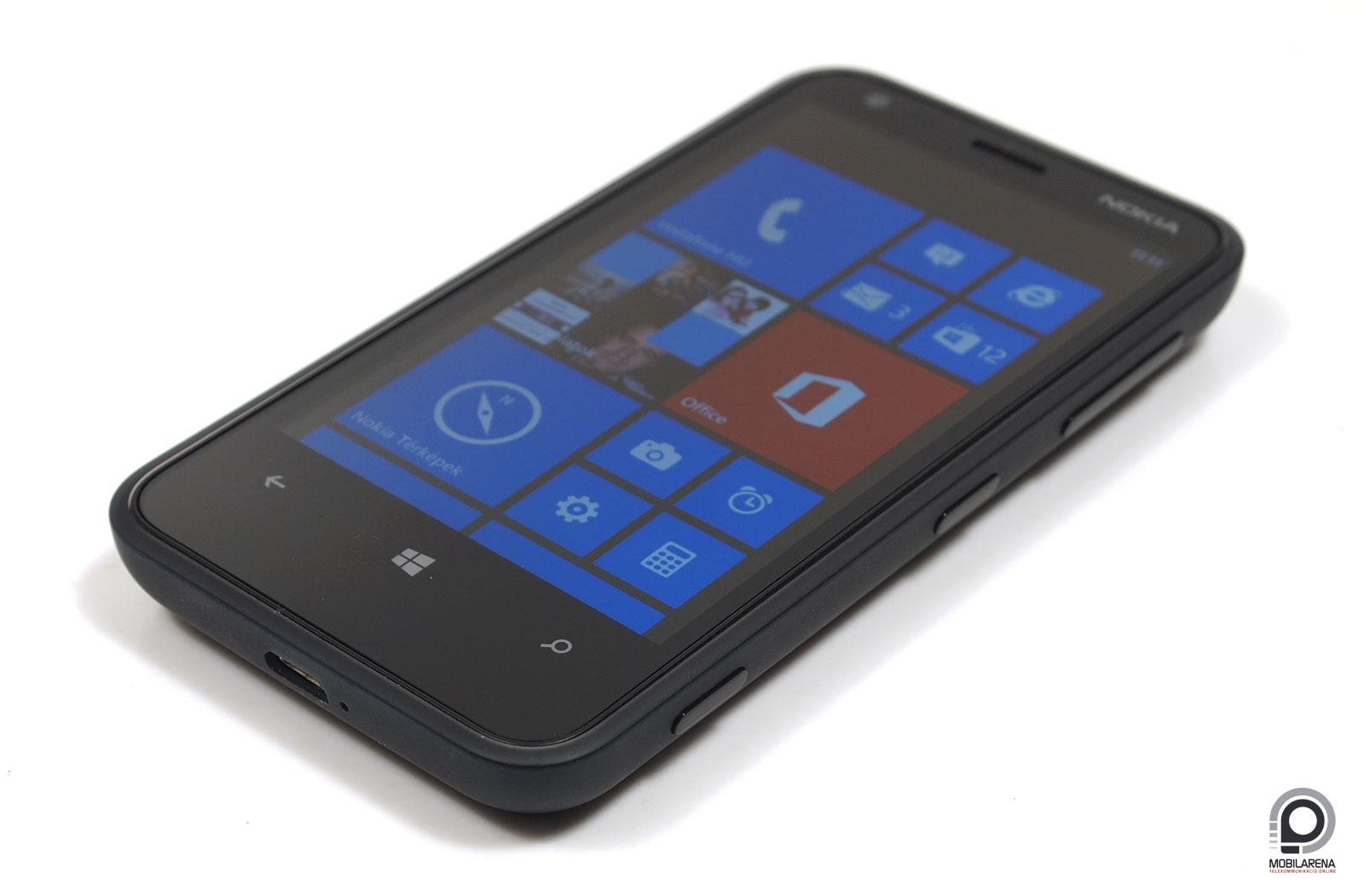 Nokia Lumia 620 - olcsó ablak északról - Mobilarena ...
