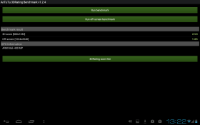 WayteQ xTAB-70dci Screen Shot