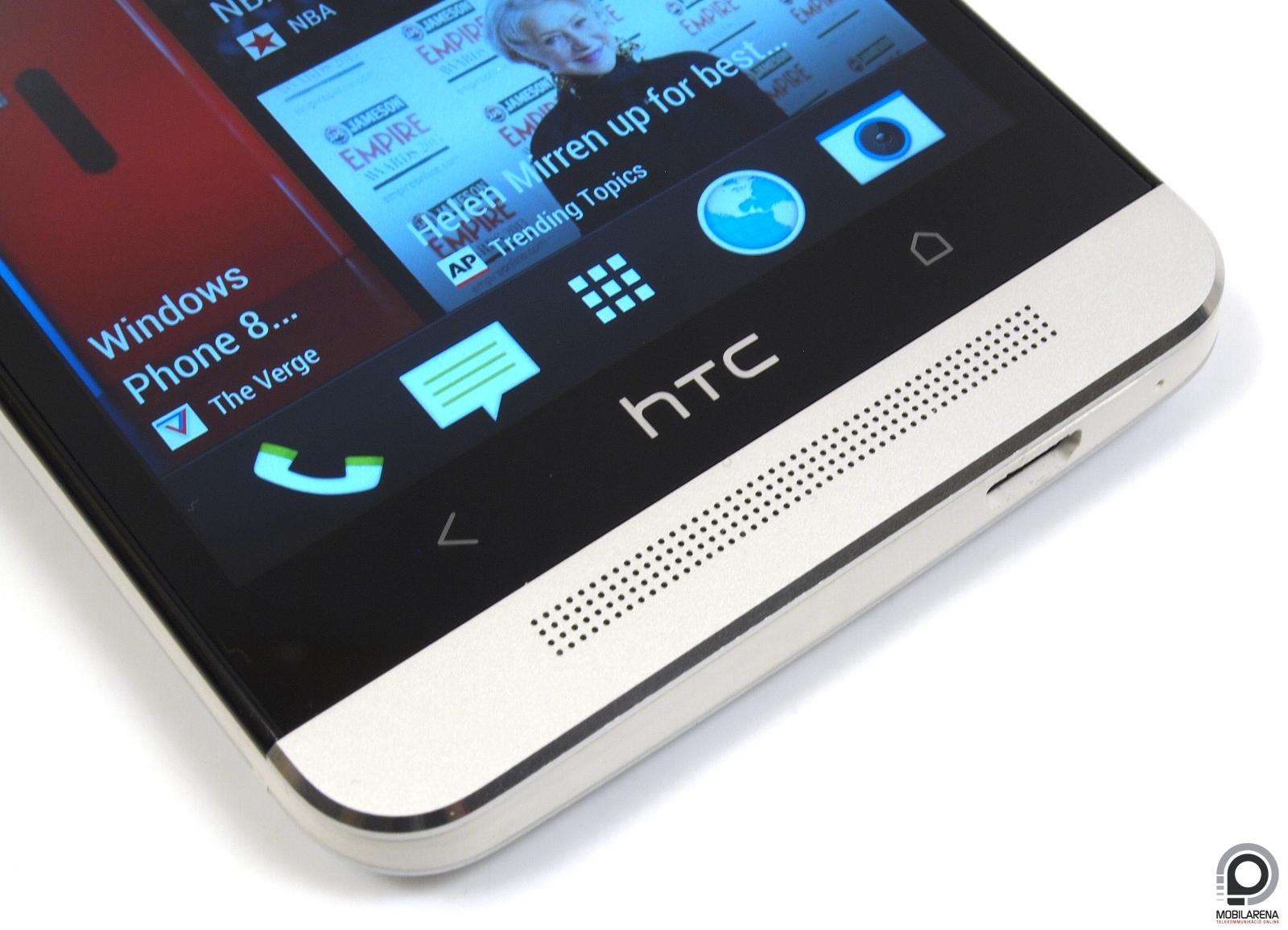 Mindent összevetve ismét a HTC állt elő a piac egyik legjobb megoldásával 87cc57a681
