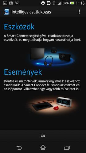 Sony alkalmazások