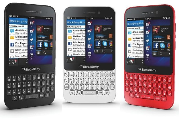 Blackberry R5 Price and Release Date