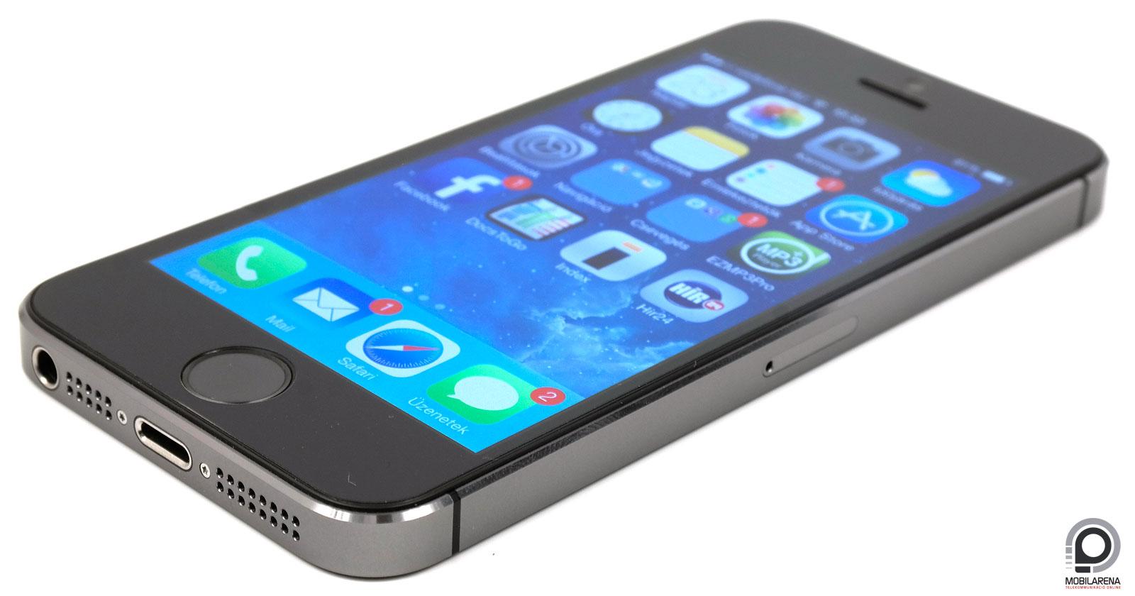Apple iphone 5s vélemények