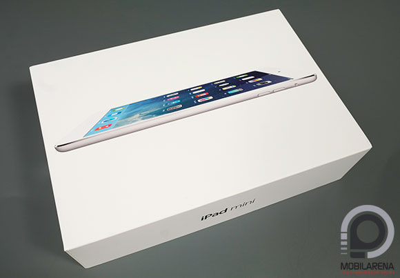 Retina kijelzős iPad mini