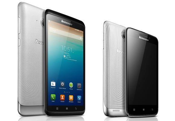 Közepes árfekvésű lett a Lenovo S930, S650 okostelefon