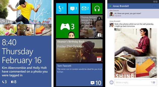 Sok extrával jött a Facebook 5.2 verzió Windows Phone 8-ra