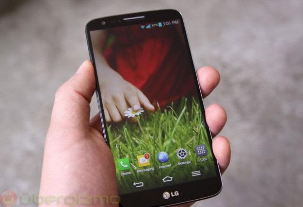 Biometrikus azonosítóval jön az LG G3 okostelefon!?