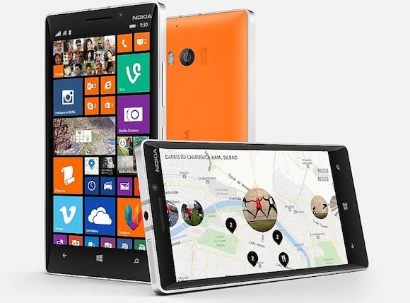A Windows Phone 8.1 mellett többek között a Lumia 930 is bemutatkozott.