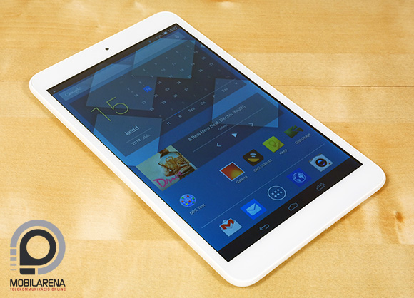 Keskeny oldalkerettel bír az Alcatel One Touch Pop 8