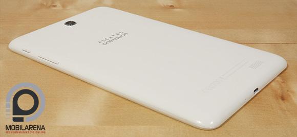 Vékony tablet az Alcatel One Touch Pop 8
