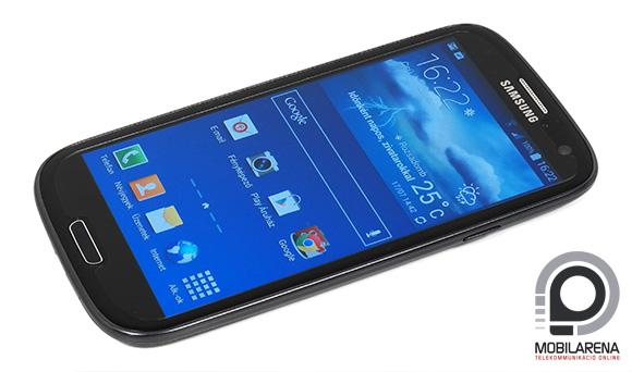 Az előd formatervét örökölte a Samsung Galaxy S3 Neo
