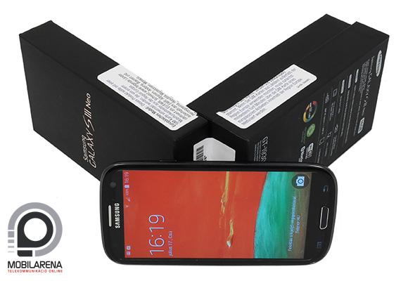 Apró dobozban érkezett a Samsung Galaxy S3 Neo