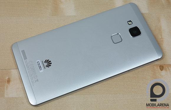 Huawei Ascend Mate 7 hátulról