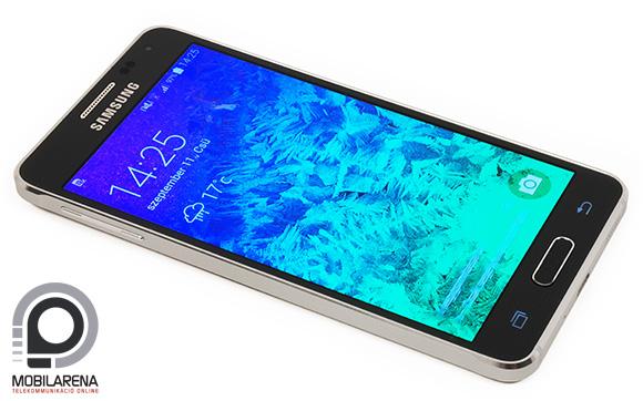Vékony fémkeretes házat kapott a Samsung Galaxy Alpha