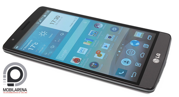 Kellemes méretekkel bír a középkategóriás LG G3 S