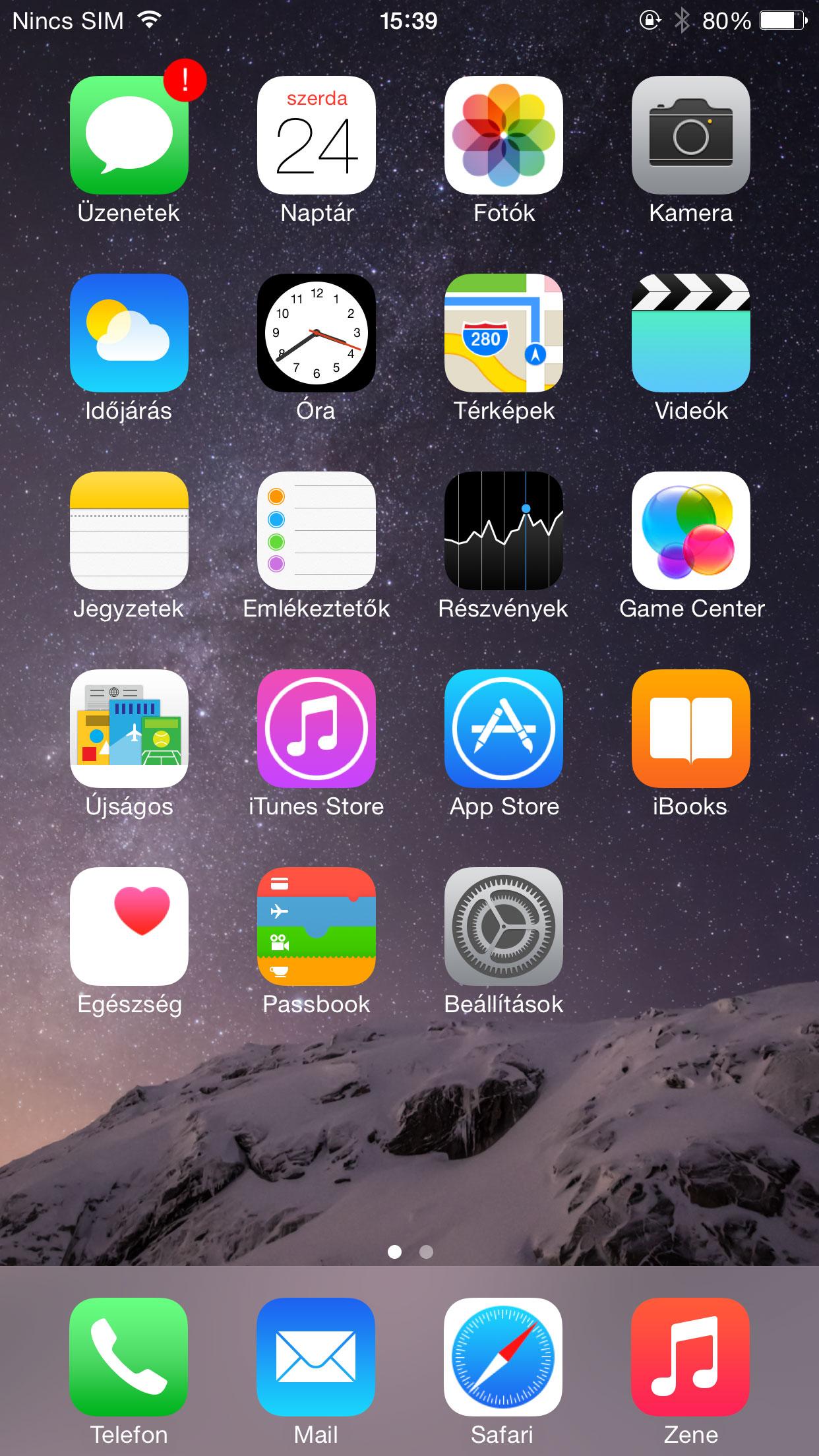 apple iphone 6 plus sz ks g t rv nyt bont mobilarena. Black Bedroom Furniture Sets. Home Design Ideas
