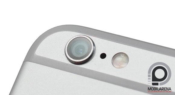 Apple iPhone 6 kamera kitüremkedés