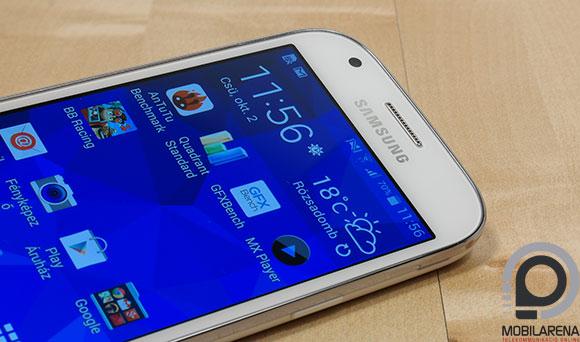 Samsung Galaxy Ace 4 felső része