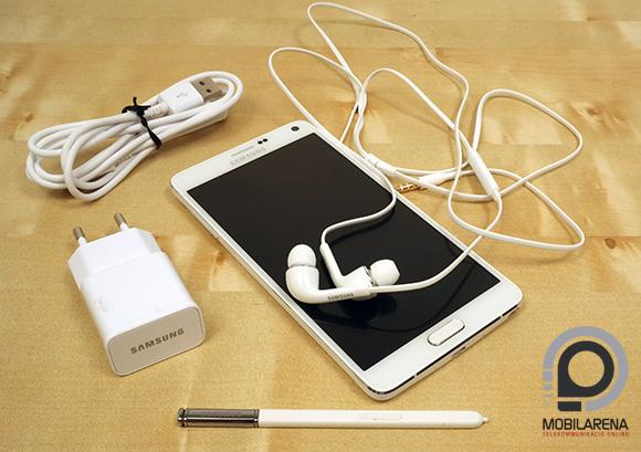 Jó fülest kapott a Samsung Galaxy Note 4