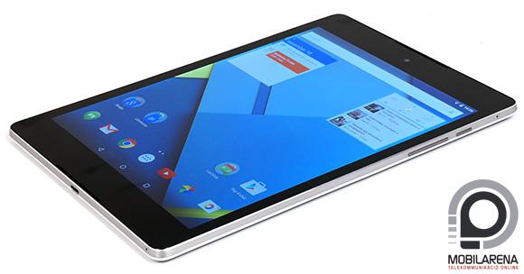 Villámgyors ám nem hibátlan táblagép a Google Nexus 9