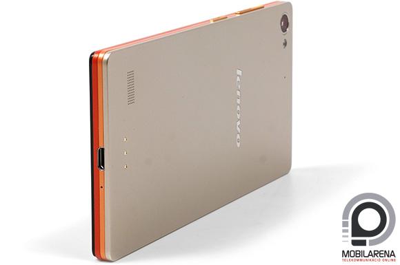 A Lenovo Vibe X2 hátára több kiegészítő is pattintható